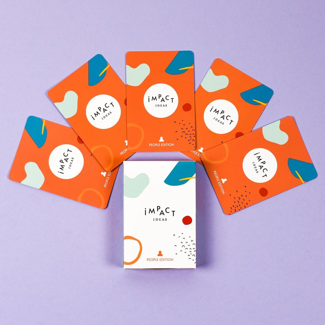 Brainstorming Cards Kartenspiel Ideen Human Relations