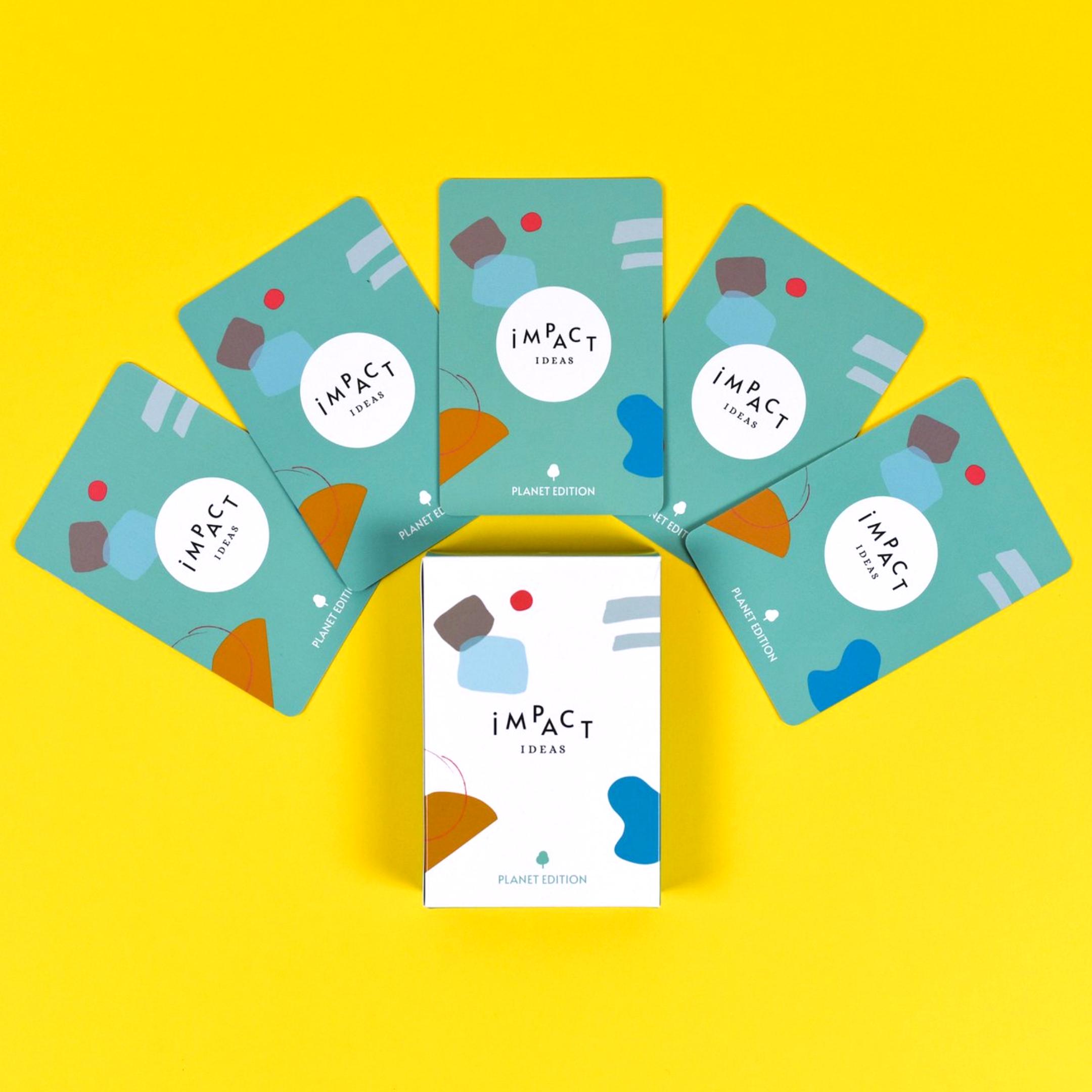 Brainstorming Cards Kartenspiel Ideen Tool Nachhaltigkeit
